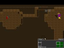 Spelunkalot cavern hammer keychain