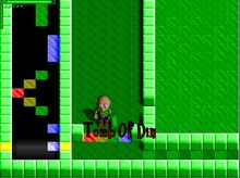 TOD Dance step puzzle