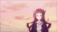 Yaya watches Naru yosakoi