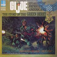 GI Joe Green Beret