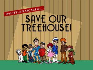 Save our treehouse! 15