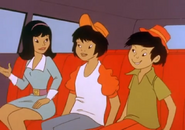 Suzie,Anne and Flip