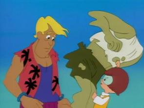 Al unmasked (Scooby Dude)
