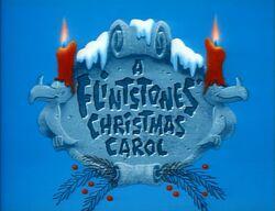 FlintstonesXmasCarolTitle