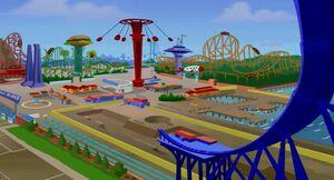 Thrill Ride Park