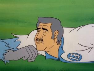 Reggie Rungout unmasked