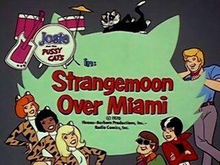 Strange Moon Over Miami 11157245