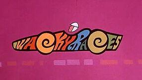 Wacky Races Logo