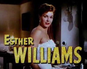 Esther Williams in Dangerous When Wet trailer