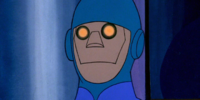 Charlie the Funland Robot