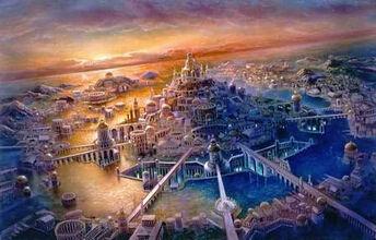 Atlantis vision