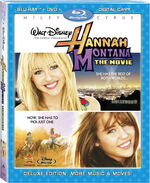 Hannah Montana the Movie Blu-Ray