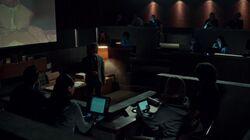 F.B.I. academy classroom