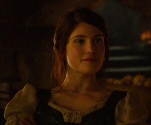 Gretel in the pub