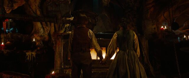 File:Hansel & Gretel burn the Candy Witch.jpg