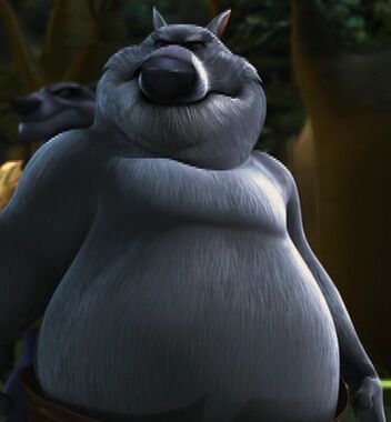 Fat Wolf