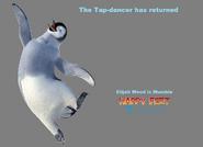 Happy Feet Three - Mumble's Poster (Fanon)
