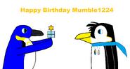 Happy Birthday Mumble1224