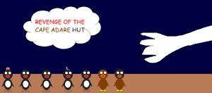 Revenge of the Cape Adare Hut Poster