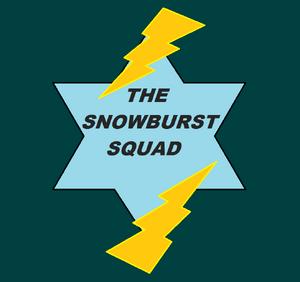 The Snowburst Squad Logo