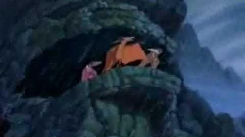 The Land Before Time VII The Stone of Cold Fire Very Important Creature-0