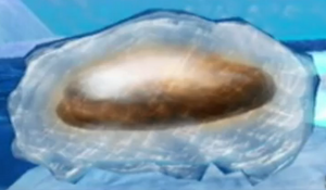 A Lovestone in Happy Feet (video game)