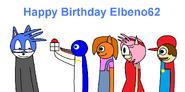 Happy Birthday Elbeno62