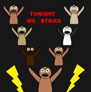 Happy Feet - Tonight We Strike