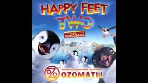 Happy Feet Two video game Mas Campana