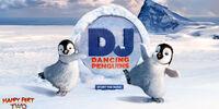 Happy Feet Two: DJ Dancing Penguins