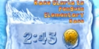 Race Gloria to Penguin Elementary