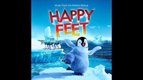Happy Feet Soundtrack - Brittany Murphy - Somebody to Love (HQ) Lyrics
