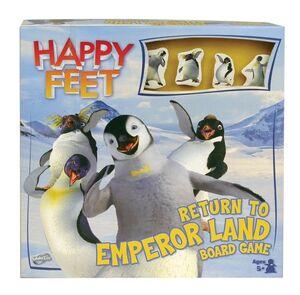 Happy Feet Return to Emperor Land box