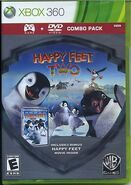 Happy Feet Two Game DVD Combo Pack Xbox 360