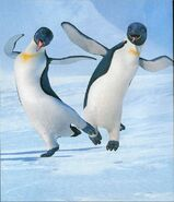 Happy Feet - Mumble and Gloria