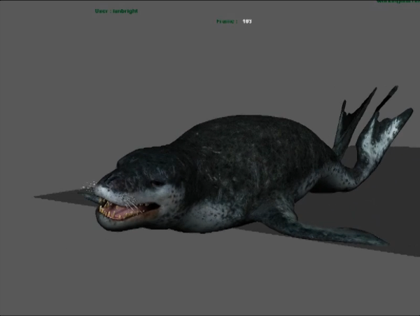 File:Leopard Seal animation test (Happy Feet 2 Game).PNG