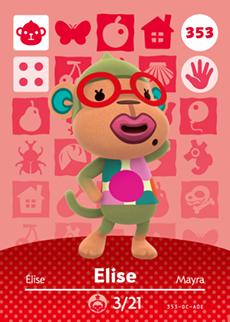 Elise Card