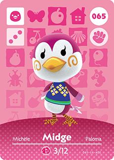 MidgeCard