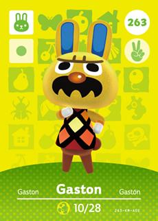 Gaston Card