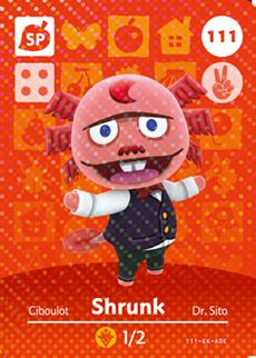 ShrunkCard