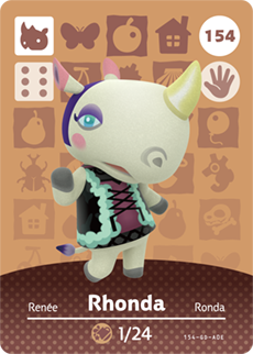 Rhonda Card