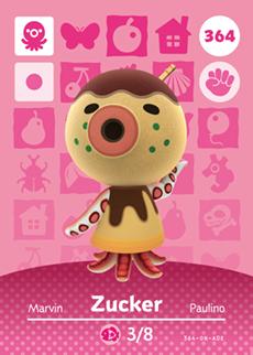 Zucker Card