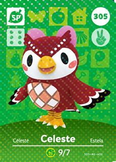 Celeste Card