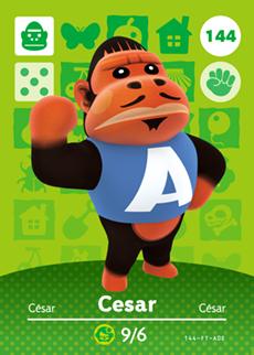 Cesar Card