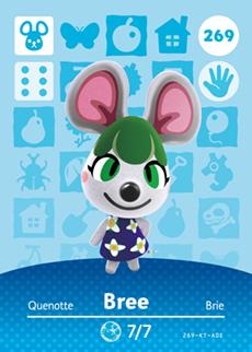 Bree Card