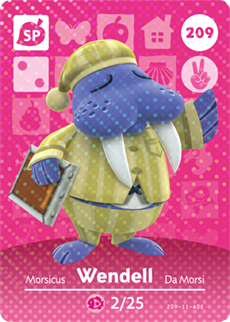 Wendell Card