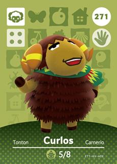 Curlos Card