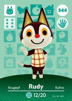 Rudy Card