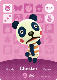 Chester Card