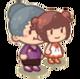Grandma and Kis